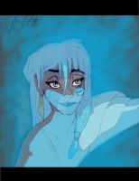 Princess Kida by FreeCalippo