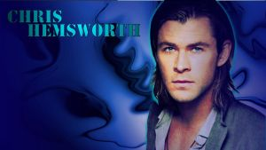 Chris Hemsworth Wallpaper by The-Light-Source