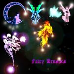 Belladona-Fairy Fairy Brushes by Belladona-Stock