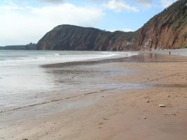 Sidmouth Beach 4 by thetamar