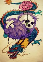 Dragon heart by tattoo-love-forever