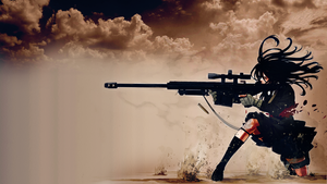 .50 Cal B Darkened edit by MagyarArt