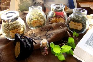 herbal inspiration by dragonflyme