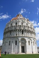 [C013] Pisa Baptistry of St. John by MANGO-stock