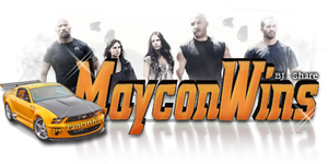 Sign 3D - Carro - MayconWins by Pancinha