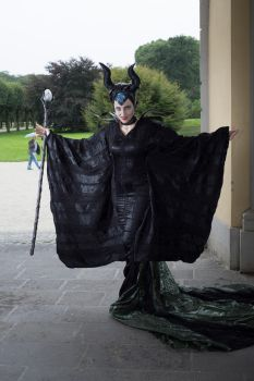 Maleficent18 by Valerie-Mrosek-Stock