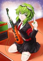 Gumi - Vocaloid by Zoziouszz