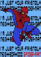 Spider-Man by blindfaith311