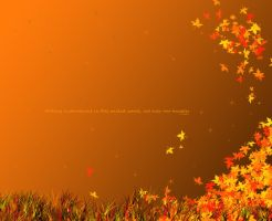 autumn quote by brotheremo