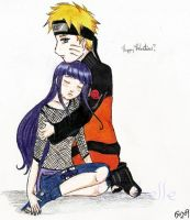 Happy Valentines...? Naruhina by DeadBelle