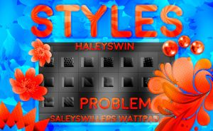 +Problem Styles by SaleySwillers