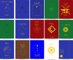 Passports of the Nations of Sofia by tylero79