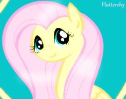 Gift for ThePunkBrony - Fluttershy by pegasus20101000