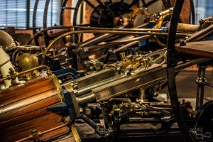 Steam Engine by oolay