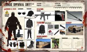 Updated Survival Sheet by knightblood