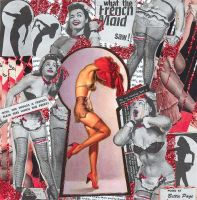 Bettie Page, the Maid by Two-Players
