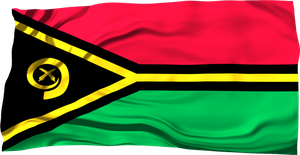 Flags of the World: Vanuatu by MrAngryDog
