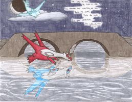 Latios Lives in Latias by Meta-Akira