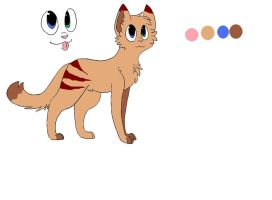 Adoptable Cat OPEN!! name your price by livi1211