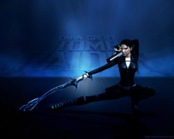 Tomb Raider: Excalibur 2 by Halli-well