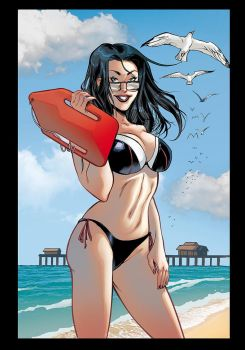 Grimm Fairy Tales: Swimsuit Special 2016 - Sela by xavor85