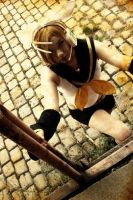 VOCALOID - Let me be with you by BlackIcePearl