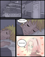 NS: Sweet Dreams pg 1 by Kitsunena
