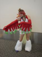 Otakon 2010 Cosplay  Ho-oh by Ho-ohLover