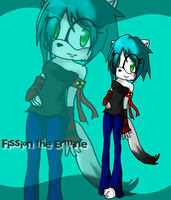 Fission the Ermine .:AT:. by 0-faeryfyre-0