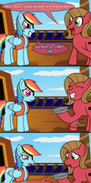 Ask Pun Pony: New Recruit (#179) by AniRichie-Art