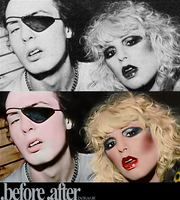 Sid and Nancy Colorization by Kuiuky