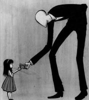 Slender Man by KatiiEdiits