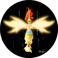 Daydream Shimmer by Ilona-the-Sinister