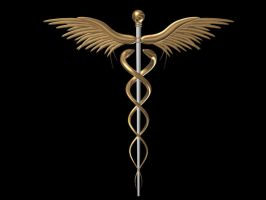 3d model of a Medical Symbol by smault23