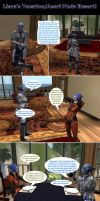 Liara's vacation-Asari Nude resort1 by Ladychi1