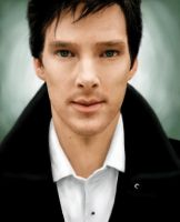 Cumberbatch by MercuryDeacon