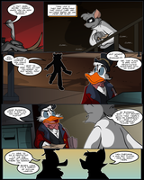 Keeping Up with Thursday, Issue 15 page 4 by KUWTComicsInc