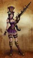 Caitlyn by edcomics
