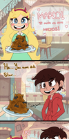Star really can't cook by frostedpuffs