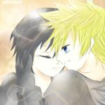Roxas/Xion: You're Here by tomome29