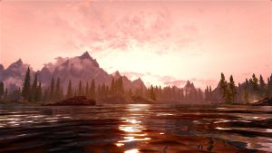BrightRed Skies 2 by Enclave-Triguard