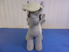 Derpy Plush Front view by EquestriaPlush
