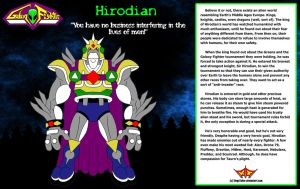 Hirodian by KingsTailor
