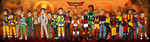 Planes: Fire and Rescue Cast by Aileen-Rose