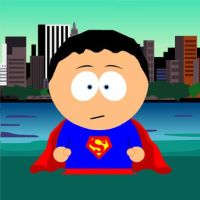 South Park, Superman by GaryRoswell007