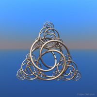 Incendia Geometry by Fractal-Kiss