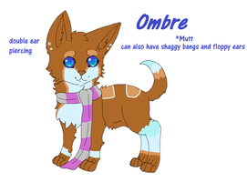 Ombre ref by Abluefireinside