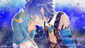 Wallpaper Tyr~ I will protect you by Hotaruhi