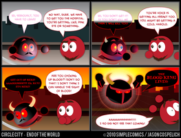 CC431 - End of the World 31 by simpleCOMICS