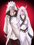 Madara and Kaguya We are One Now by JazylH